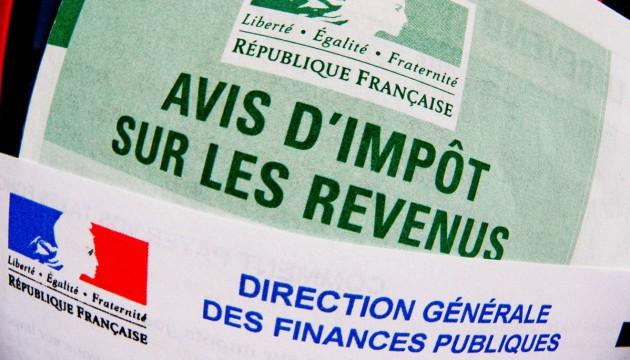 Imp ts sur le revenu generalisation de la declaration en - Declaration revenus location meuble de tourisme ...